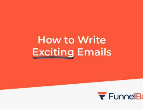 How to write exciting emails