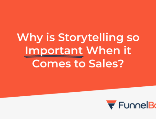Why is storytelling so important when it comes to sales?